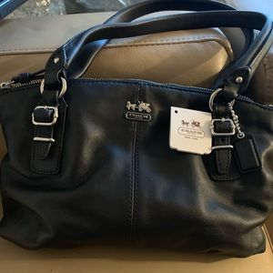Coach Leather Small Handbag